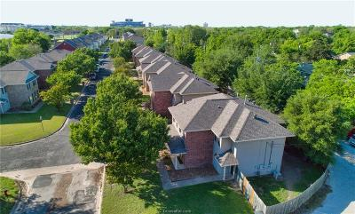 Brazos County Multi Family Home For Sale: 1205 Oney Hervey Drive