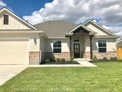 Bryan Single Family Home For Sale: 3208 Middleburg