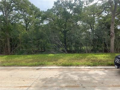 College Station Residential Lots & Land For Sale: 1824 Comal Ridge Drive