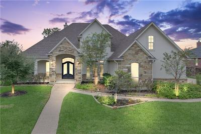 College Station Single Family Home For Sale: 5304 Woodall Court