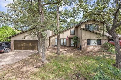 College Station Single Family Home For Sale: 2724 Normand Circle