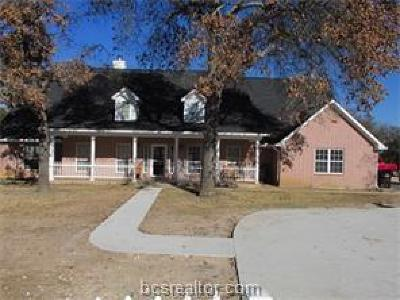 Franklin Single Family Home For Sale: 1596 Lone Star Ln Lane