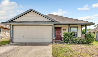 Brazos County Single Family Home For Sale: 1284 Cottage Grove Circle