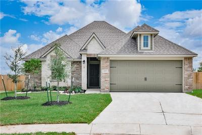 College Station Single Family Home For Sale: 4109 Briles Court