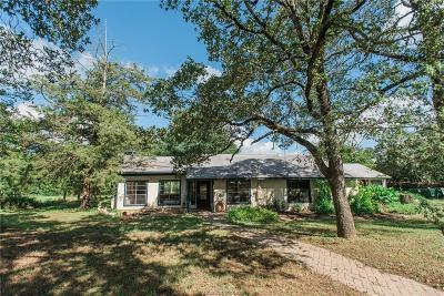Bryan Single Family Home Contingency Contract: 6825 Weber Road