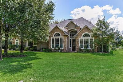 College Station Single Family Home Contingency Contract: 4708 Williams Creek Drive