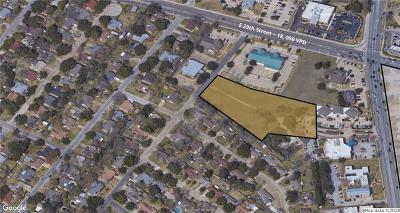 Bryan Residential Lots & Land For Sale: 1401 Bristol Street