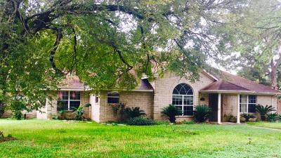 Hearne Single Family Home For Sale: 705 West 7th Street