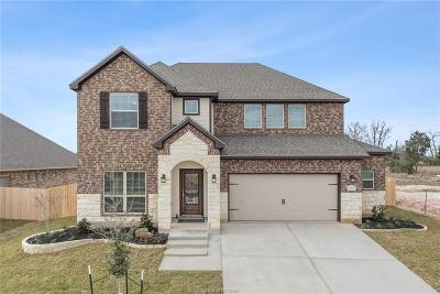 College Station Single Family Home For Sale: 2708 Cainhorn Court