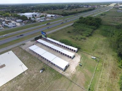 Bryan Commercial For Sale: 1742 North Earl Rudder