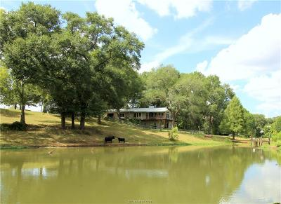 Leon County Single Family Home For Sale: 11801 Pr 4340