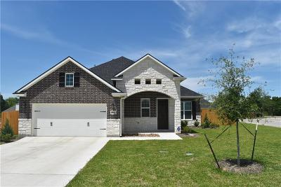 Bryan Single Family Home For Sale: 3500 Foxcroft Path