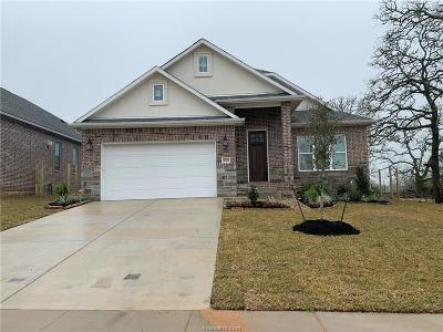 College Station Single Family Home For Sale: 4006 Brownway Drive