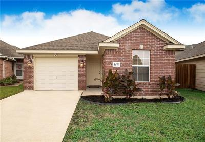 Bryan Single Family Home For Sale: 2655 Symphony Park Drive