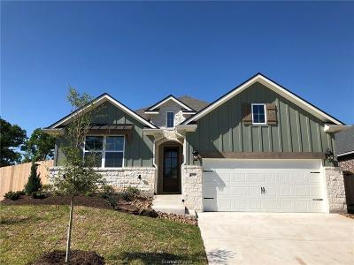 College Station Single Family Home For Sale: 4010 Brownway