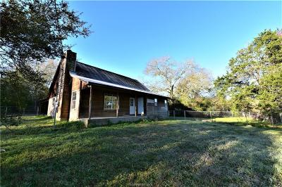 Caldwell Single Family Home For Sale: 5151 Cr 378 (+/-28.57 Acres)