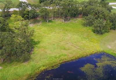 Brazos County Residential Lots & Land For Sale: 7032 McCrae Lane