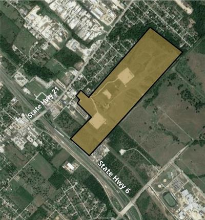 Bryan , College Station  Residential Lots & Land For Sale: 0000 N Earl Rudder Lane