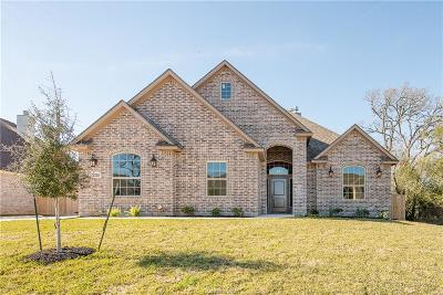 College Station Single Family Home For Sale: 2710 Portland