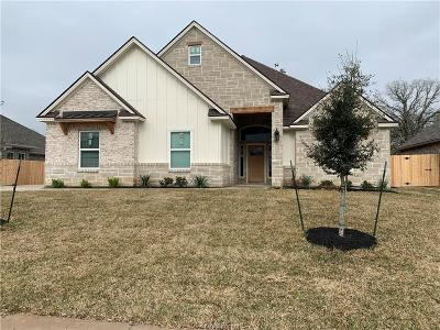 College Station Single Family Home For Sale: 2712 Portland