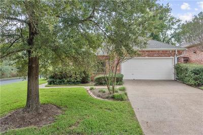 College Station Single Family Home For Sale: 1310 Sussex Drive
