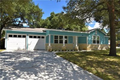 Bryan TX Single Family Home For Sale: $169,000