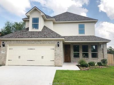 Bryan TX Single Family Home For Sale: $299,900