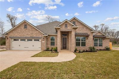 Bryan Single Family Home For Sale: 3213 Rose Hill Lane