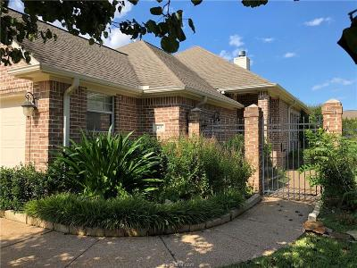 College Station Single Family Home For Sale: 415 Rock Spring Court