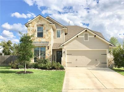 College Station Single Family Home For Sale: 4108 Bridgewood Court