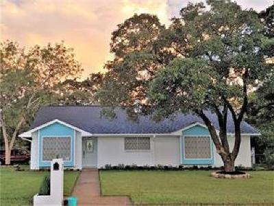 Bryan Single Family Home For Sale: 3801 Oak Hill Drive