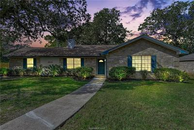 College Station TX Single Family Home For Sale: $178,900