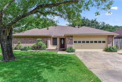Brazos County Single Family Home For Sale: 2803 Amy Court