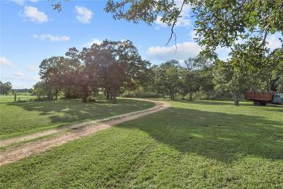 Burleson County Single Family Home For Sale: 2205 County Road 122 County Road