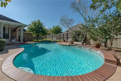 College Station Single Family Home For Sale: 2064 Ravenstone