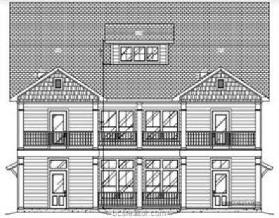 College Station Rental For Rent: 305 Poplar #a Street