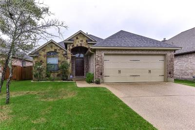 College Station TX Single Family Home For Sale: $239,000