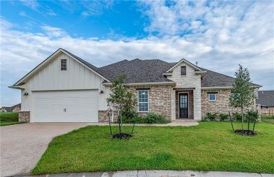 Brazos County Single Family Home For Sale: 4003 Crooked Creek