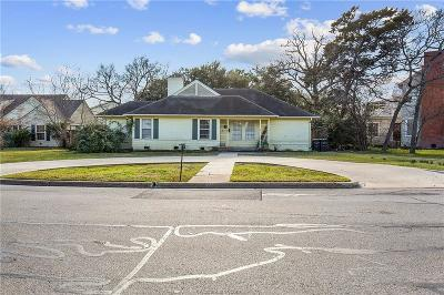 Brazos County Single Family Home For Sale: 204 Pershing