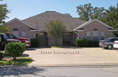 College Station Multi Family Home For Sale: 2300 Trace Meadows