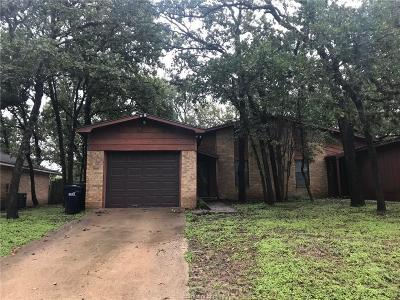 Bryan Rental For Rent: 2212 Young Place #A