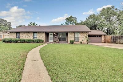 College Station TX Single Family Home For Sale: $224,500