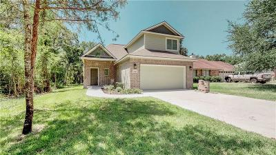 Bryan , College Station  Single Family Home For Sale: 2211 Lobo Drive
