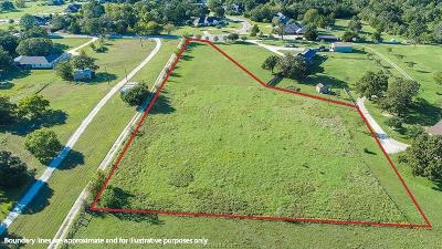 College Station Residential Lots & Land For Sale: 4558 Hicks Lane