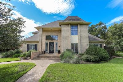 College Station Single Family Home For Sale: 208 Lampwick Circle