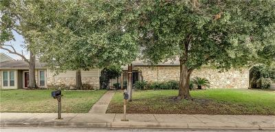 College Station TX Condo/Townhouse For Sale: $138,000