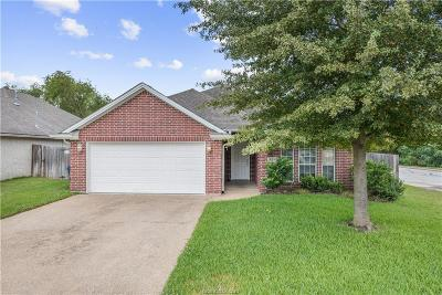 College Station TX Single Family Home For Sale: $205,000