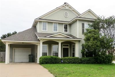 Bryan Single Family Home For Sale: 2823 Muirwood Court