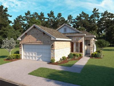 Bryan Single Family Home For Sale: 2111 Mountain Wind Loop