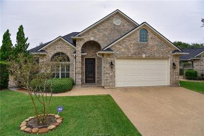 Bryan Single Family Home For Sale: 4900 Fairfield Court